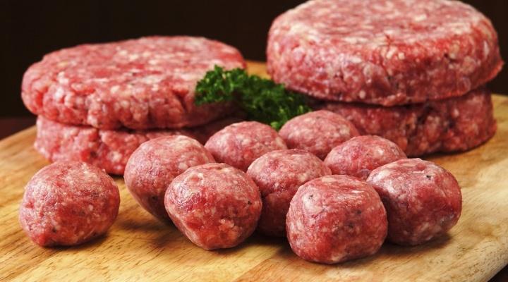 carne cruda polpette