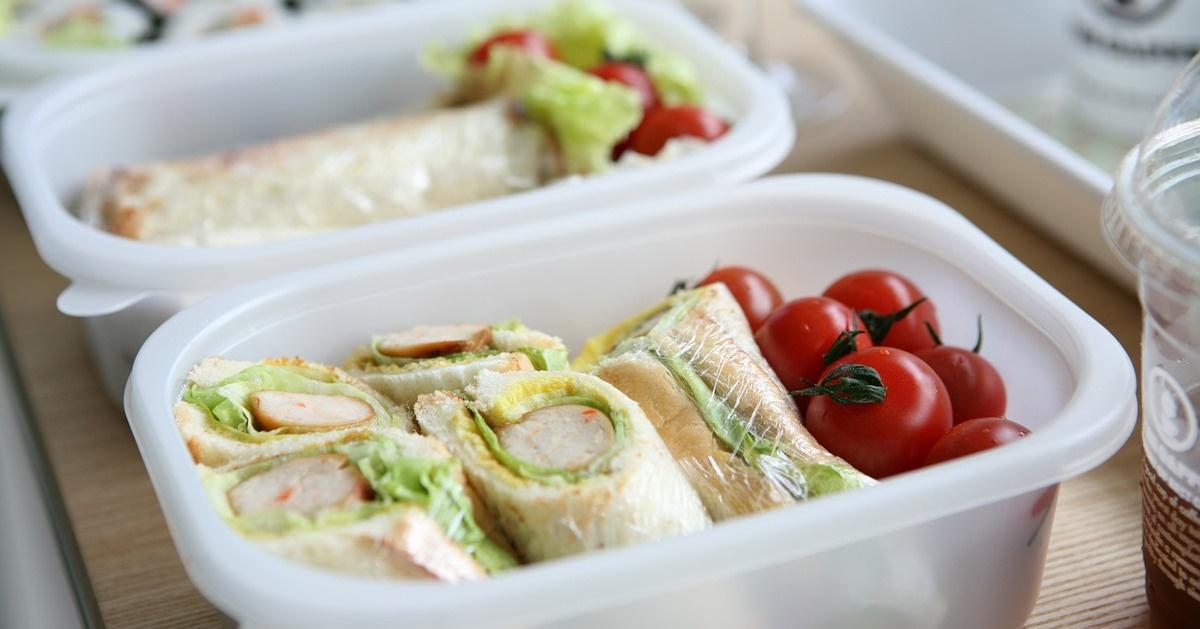 lunch box idee pranzo