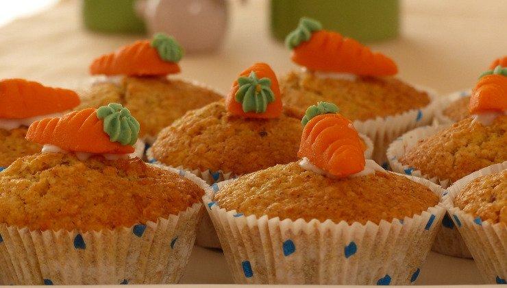 torta di carote preparazione