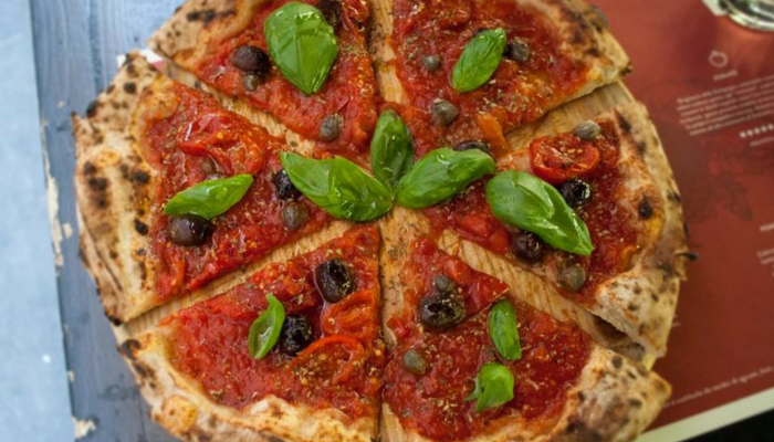 Il no di pizzerie famose a 4 Ristoranti