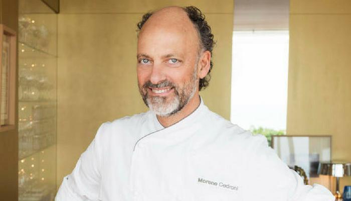 Moreno Cedroni chef