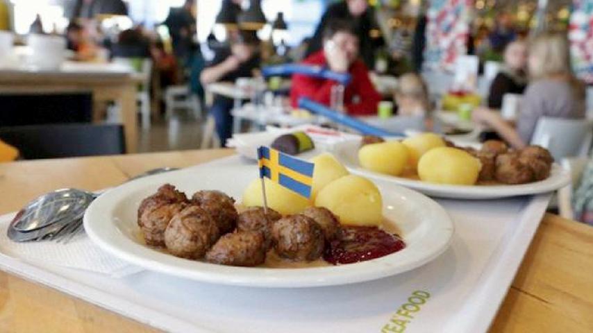 Polpette Ikea turche