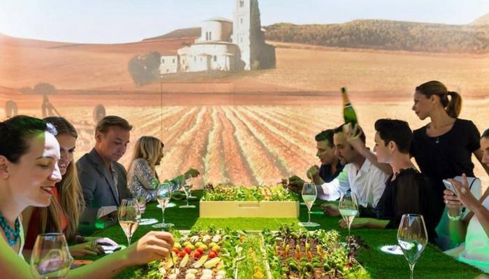 Sublimotion Quanto si paga nel ristorante più caro al mondo