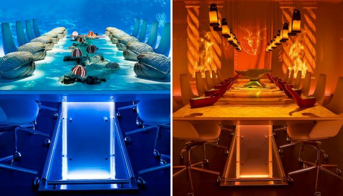 Sublimotion ristorante più caro al mondo stanze virtuali