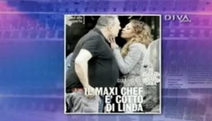 Gianfranco Vissani Linda Batista