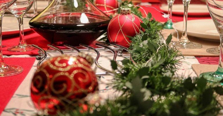 tavola di capodanno