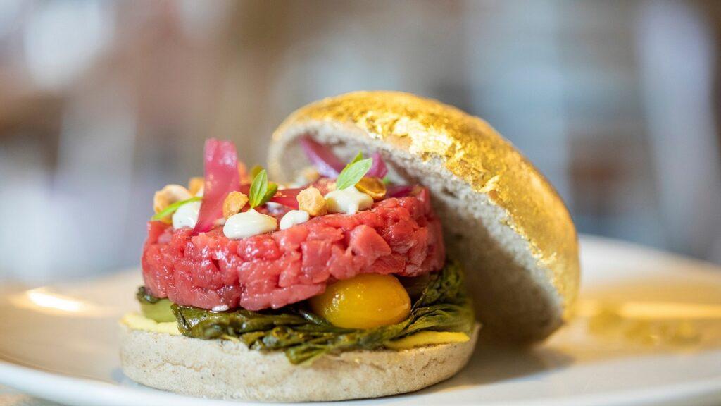 hamburger oro catania