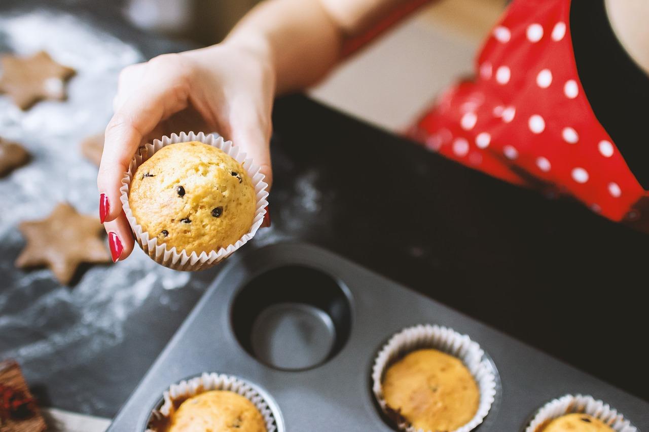 Muffin fatti in casa in modo semplice