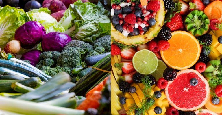 Conservare al meglio frutta e verdura