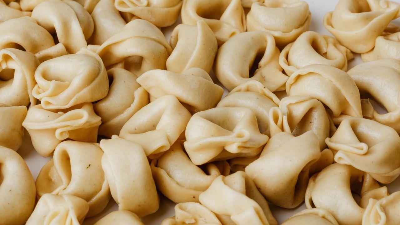 Ricetta tradizionale emiliana tortellini
