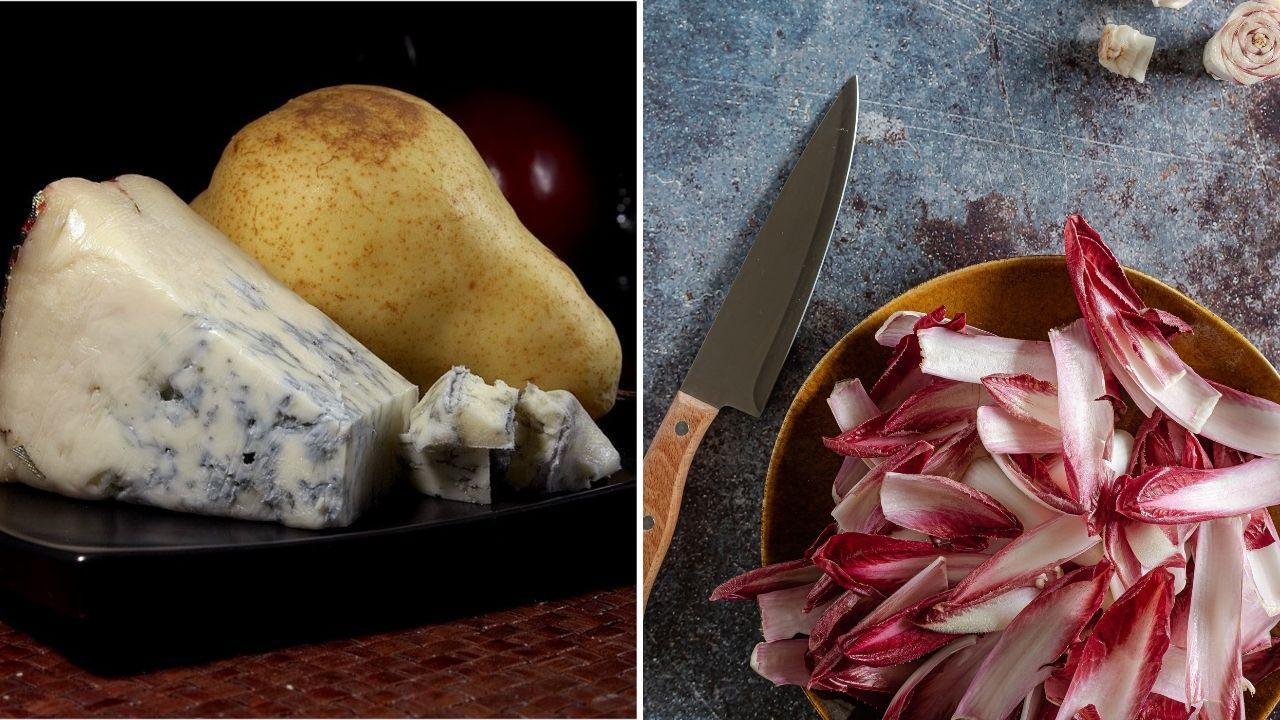 tagliatelle-radicchio-gorgonzola-pere-noci